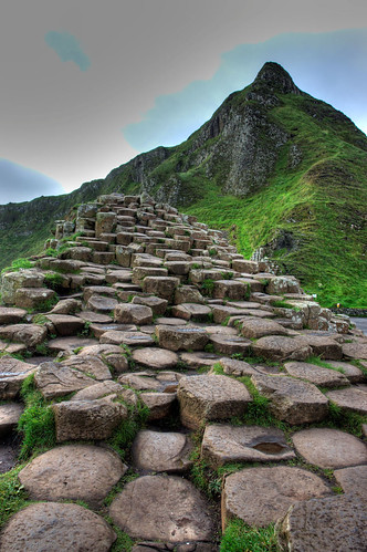 Giants Causeway, Northern Ireland - 10