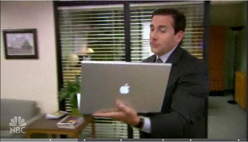 Apple - The Office - Ep: Weight Loss