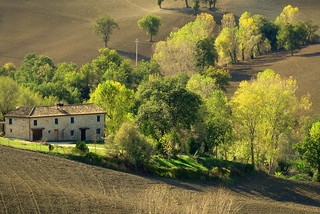 Campagna in autunno