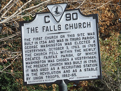 the falls church