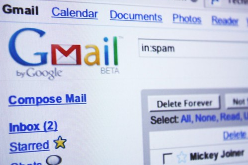 spam gmail - You've Got Mail! How To Get Started With Email Marketing! (Content Marketing Series Part 10 of 10)