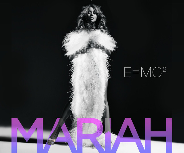 E=MC2 wallpaper | Mariah Carey | By: J327 | Flickr - Photo ...
