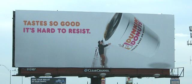 3078564970 719155ed86 z jpg zz 1Dunkin Donuts Billboard