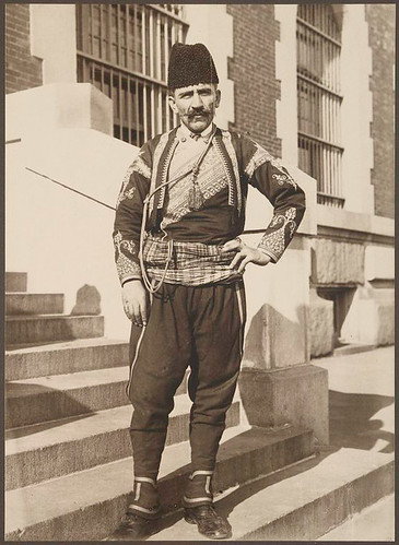 [Turkish man.]
