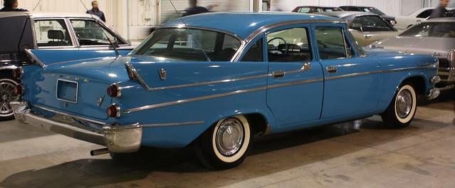 1957 Dodge Custom Royal 4 door | Flickr - Photo Sharing!  1957 Dodge Cust...