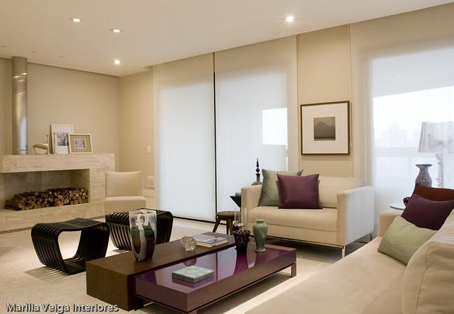 decoracao de natal para interiores de casas : decoracao de natal para interiores de casas:decoracao-de-interiores-apartamento-perdizes-3