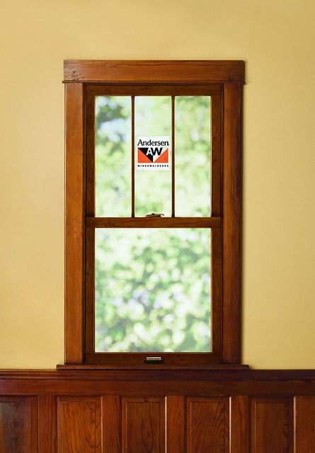 Replacement windows andersen woodwright insert for Andersen 400 series double hung windows cost