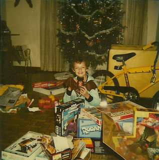 Christmas in the late 70's