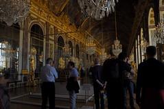 Visting Palace of Versailles, Paris