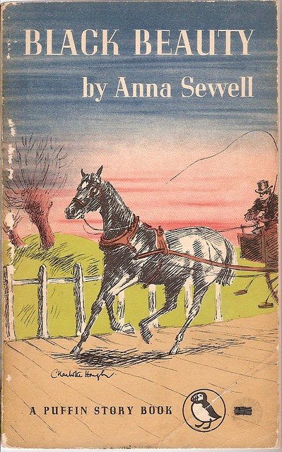 Book Cover Of Black Beauty : Black beauty puffin book cover flickr photo sharing