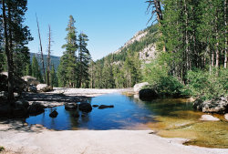 Welcome to vermilion valley resort hiking fishing camping for Shaver lake fishing report