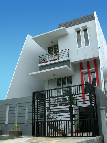 Minimalist house design for Minimalist style home