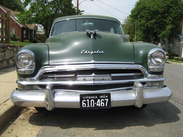 1954 Chrysler Windsor Flickr Photo Sharing