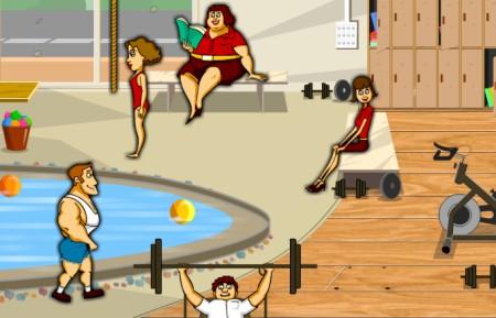 Naughty Gym Class Walkthrough Online Games