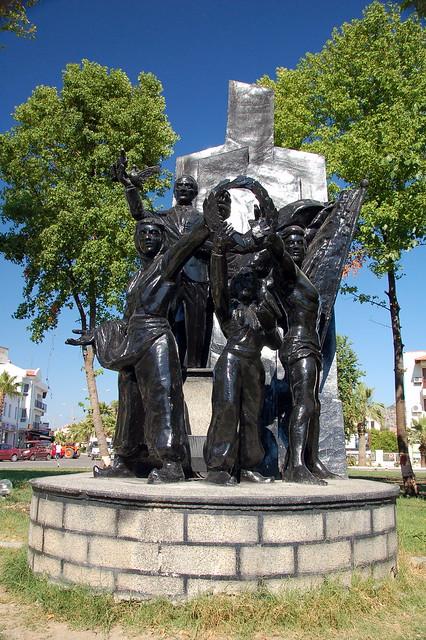 Dalyan Statue
