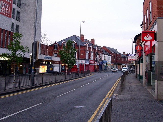 Header of Acocks Green