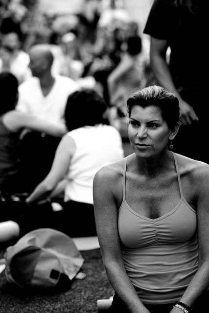 Yoga Coney Island