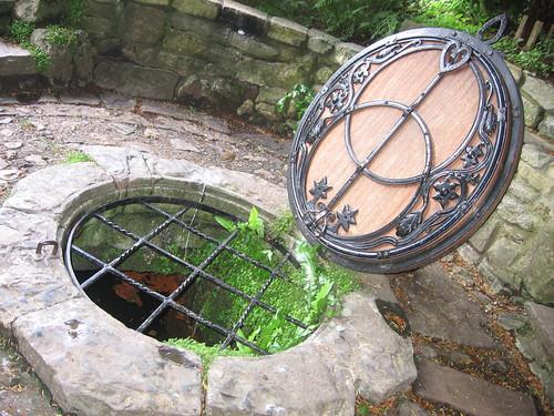 Chalice Well by jackiesjottings