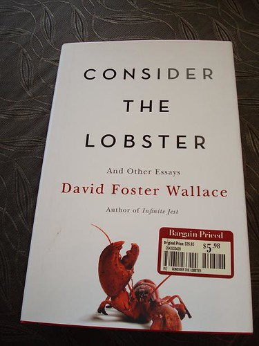 Consider the lobster essay