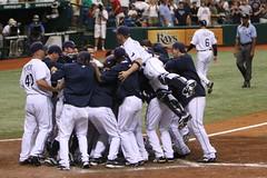 Rays vs Indians 2008/08/06