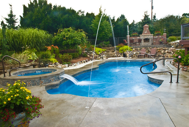 Gulf shore 19a viking pools free form design midwest for Pool design app free