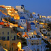 Another summer night falls over Oia by MarcelGermain