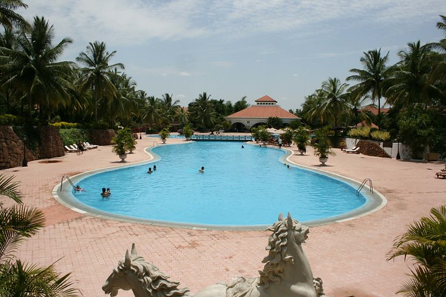 Golden palms bangalore flickr photo sharing Resorts in bangalore with swimming pool