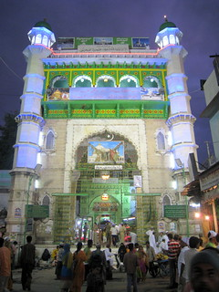 The Dargah of Khwaja Mu'inuddin Chishti (1143-1235), Ajmer