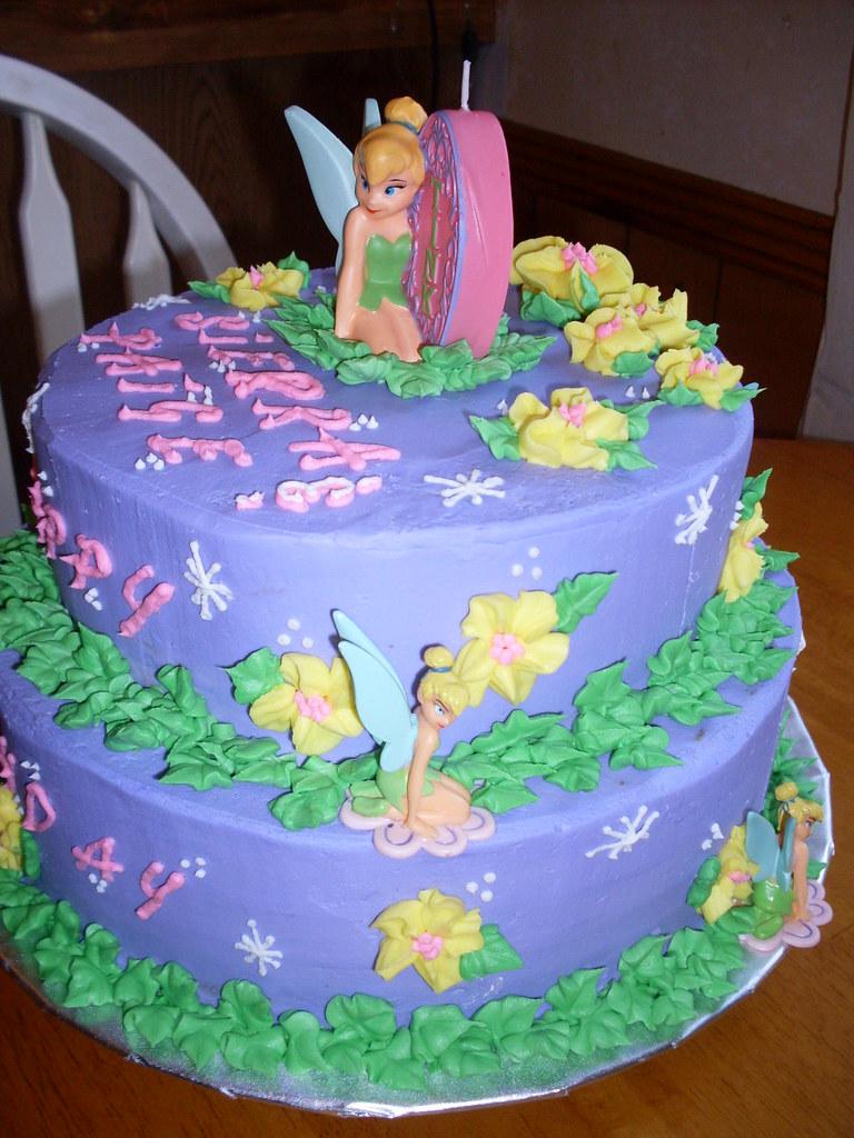 Tinkerbell Cake Topper Tinkerbell Cake Topper
