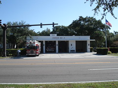 St. Petersburg Fire Station 4