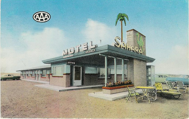 Sahara Motel Great Falls Montana