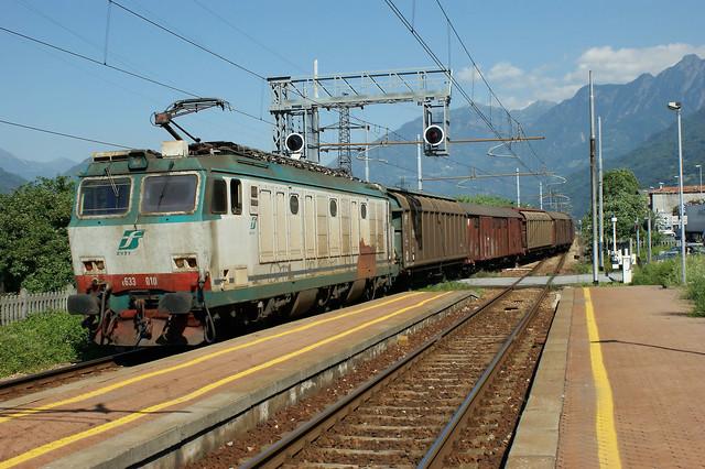 E633.010  a Cosio Stazione (SO)