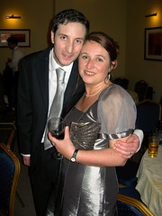 Claire and Benj Wedding Party (February 2009)
