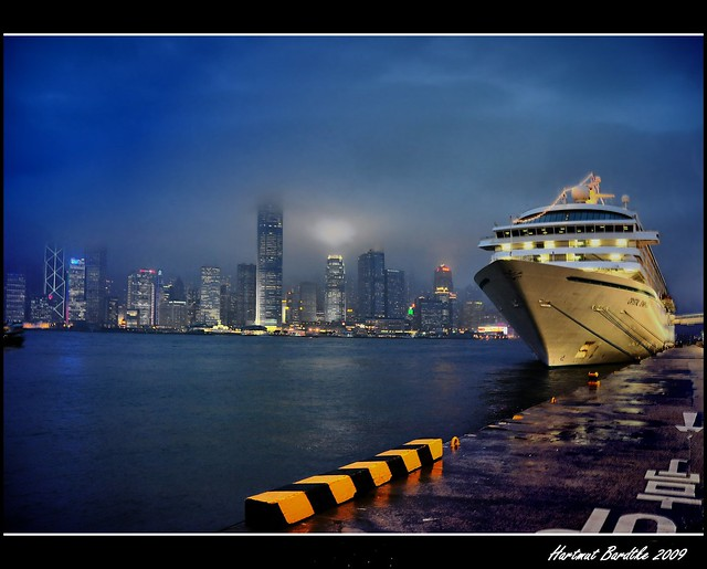 Harbour City - Ocean Terminal - Hong Kong