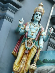 Little India - Sri Veerama Kaliamman Temple