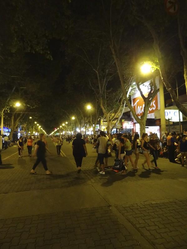 Mendoza Queens parade 1