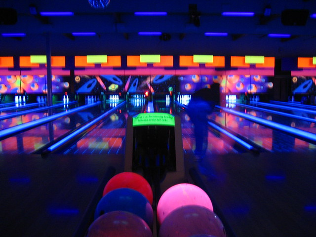 cosmic bowling : monday nights is free bowling for msft ...