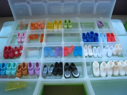 type de psychothérapie: chaussures à son pied