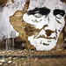 Chisel face by Vhils
