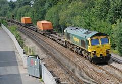 Class 66 Locomotives.