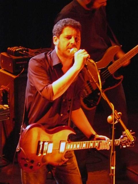 Lapido en el Antzokia de Bilbao el 6 de Junio de 2008