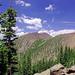 Humphreys Summit from Agassiz - San Francisco Peaks Wilderness by Al_HikesAZ