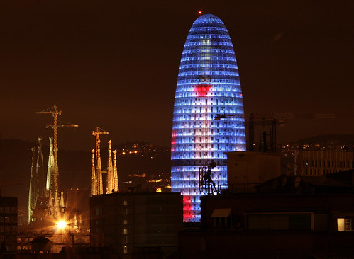 10 Fotos de edificios curiosos en Barcelona