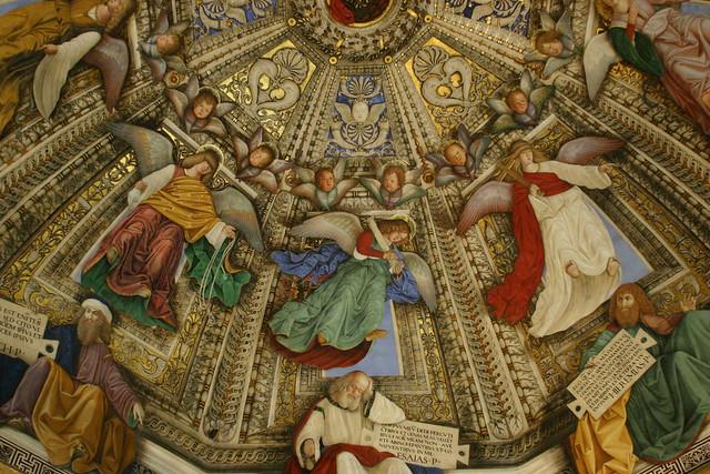 Melozzo da forli basilica della santa casa loreto for Casa italia forli