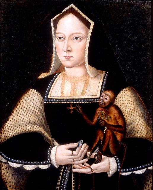 Katherine of Aragon - c.1530s?