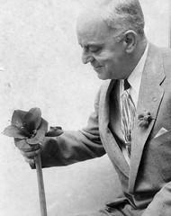 Henri Bruce Ellis and His Flowers