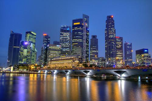 Singapore city centre 2