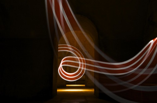 Lightpainting Sessions