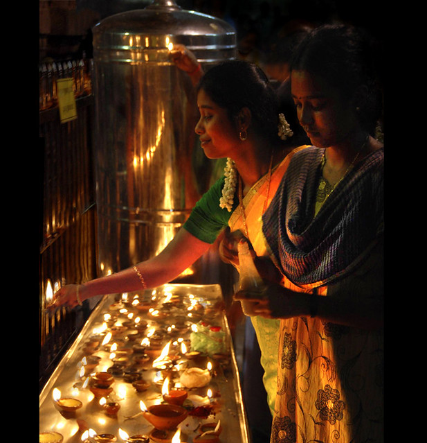 Ghee Candles