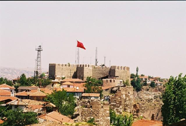 ankara castle  Flickr - Photo Sharing!